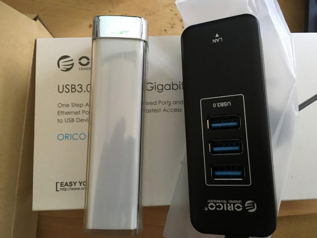 モバイルバッテリーサイズの超小型