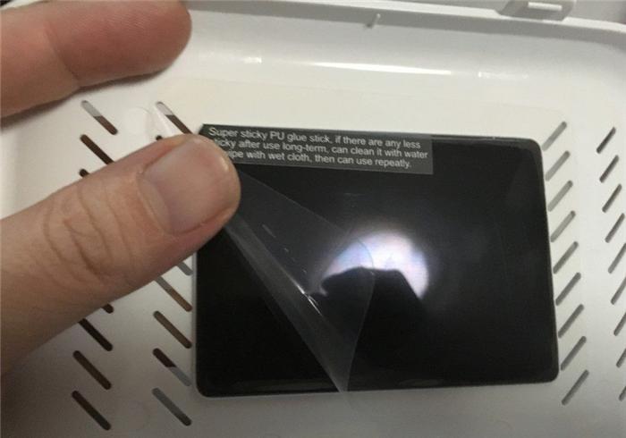 Arealer 3D VRメガネ 固定方法 粘着