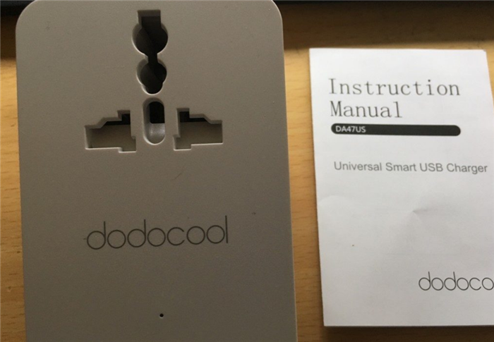 dodocool USB充電器 壁式 ACアダプタ DA47US