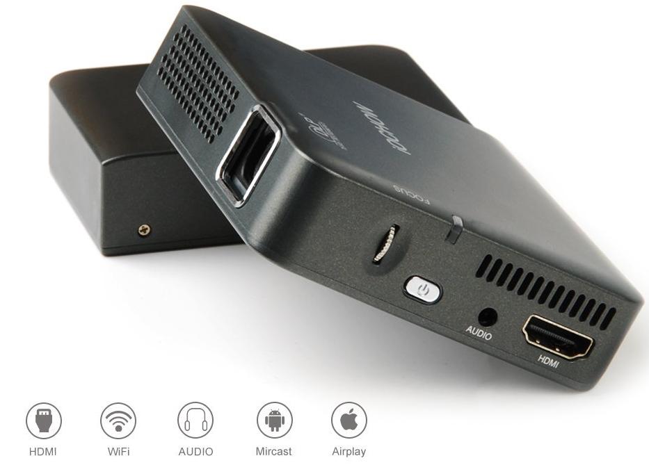 wifi通信 プロジェクター