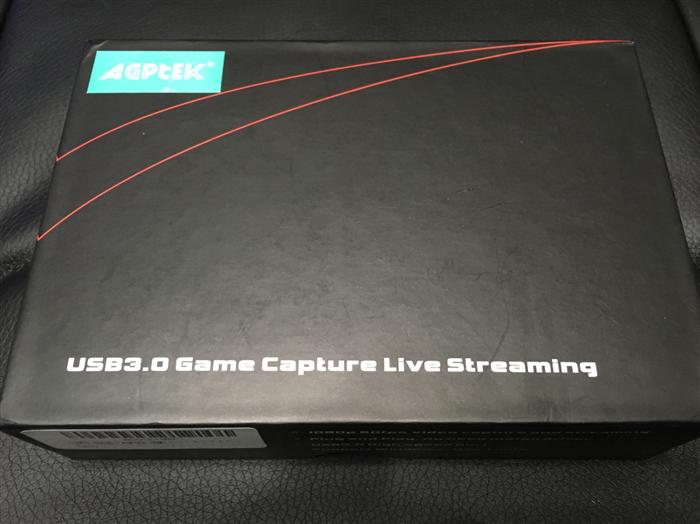 AGPtEK HDMIゲームキャプチャー ケース