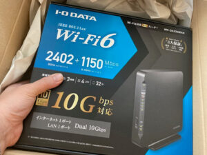 10gbps ルーター